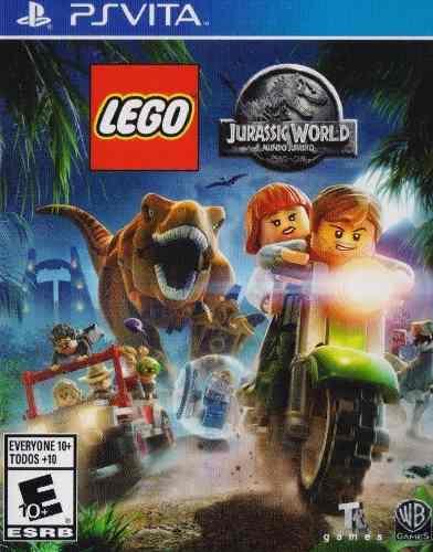 Jurassic World Lego Psvita Psv Nuevo En Karzov