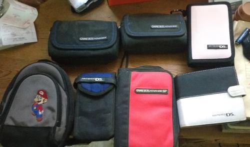 Lrg Fundas Para Game Boy Advance, Nintendo Ds Y Loncheras