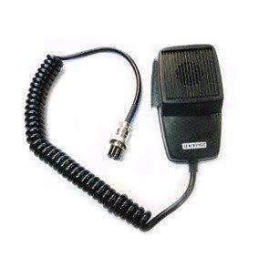 Micrófono Para Radio Cb 4 Puntas