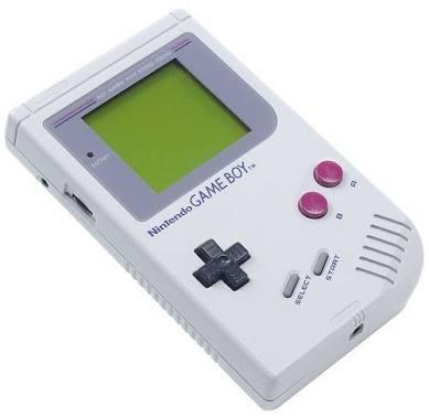 Nintendo Game Boy Tabique Classic