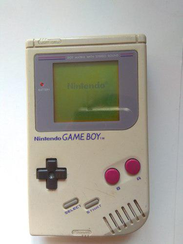 Nintendo Game Boy Tabique Gris