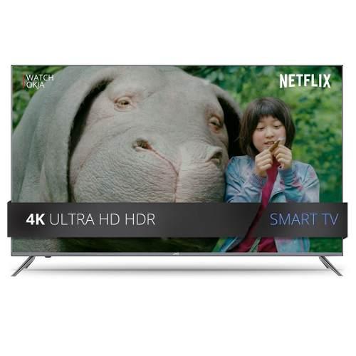 Pantalla Led Smart Tv Full 49 Pulg 4k Ultra Hd Jvc