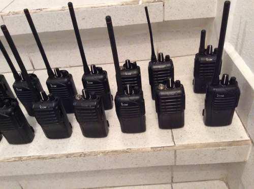 Radio Icom Ic-f4003 Completo Seminuevos
