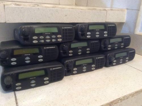 Radio Motorola Movil Pro 5100 Como Nuevos