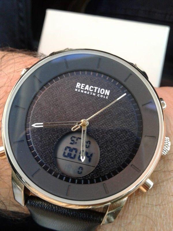 Reloj Kenneth Colé Nuevo