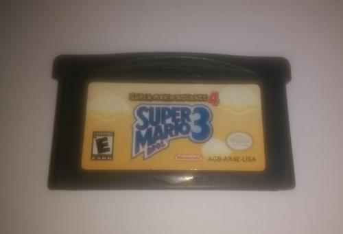 Super Mario Bros 3 (super Mario Advance 4) Gameboy Advance