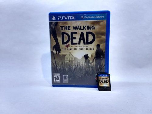 The Walking Dead Complete First Season Psvita Gamers Code**