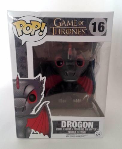 Drogon 16 Funko Pop Game Of Thrones Juego De Tronos