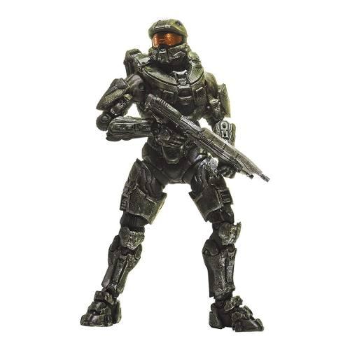 Figura Acción Halo 5 Guardians Series 1 Master Chief Oferta