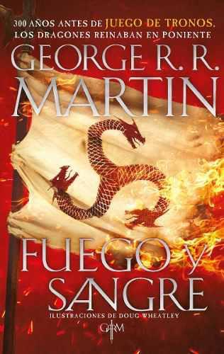 Fuego Y Sangre - Juego De Tronos Game Of Thrones - Precuela