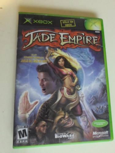 Juego Xbox Jade Empire