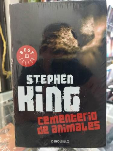 Libro Cementerio De Animales / Stephen King + Regalo