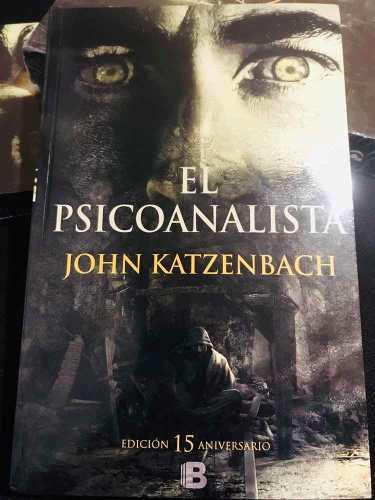 Libro El Psicoanalista 15 Aniversario + Envío Gratis