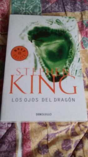 Libro Los Ojos Del Dragon / Stephen King