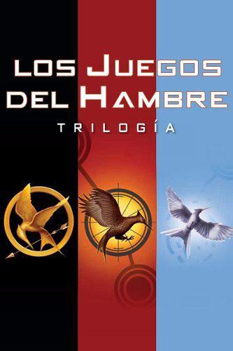 Libros De Los Juegos Del Hambre Trilogía