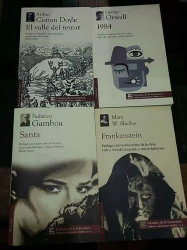 Paquete De 6 Libros Grandes Clasicos De La Literatura Univer