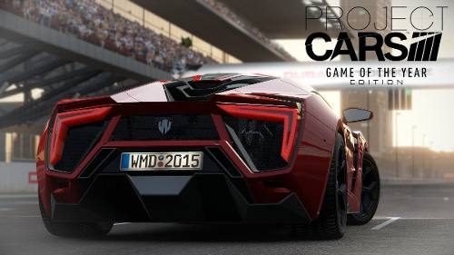 Project Cars Edicion Juego Del Año!! - Pc Digital