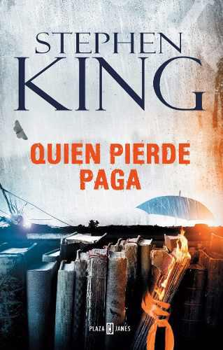 Quien Pierde Paga (Finder Keepers)... Stephen King Dhl