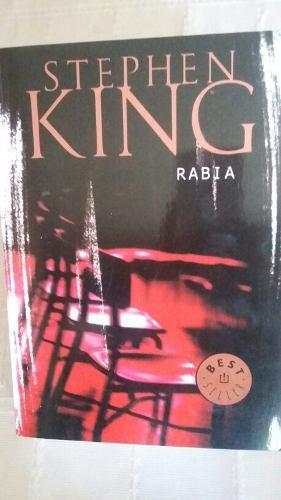 Rabia / Stephen King Envio Gratis