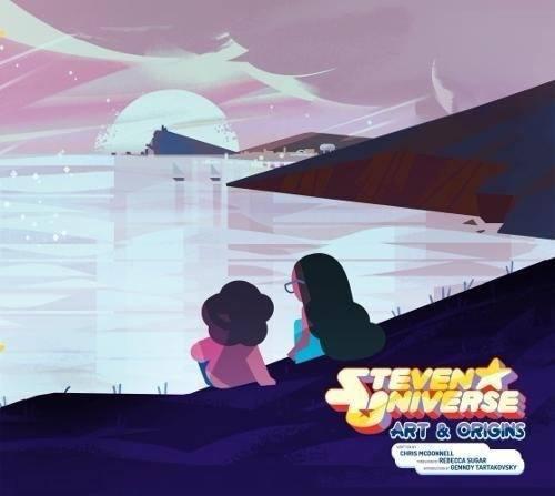 Steven Universe: Art & Origins Tapa Dura Deluxe Envio Gratis