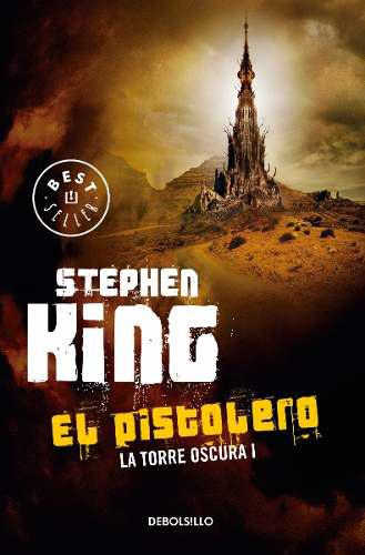 Torre Oscura 1 El Pistolero... Bolsillo Mx Stephen King Dhl