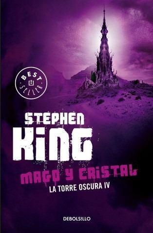 Torre Oscura 4: Mago Y Cristal Bolsillo Mx Stephen King Dhl
