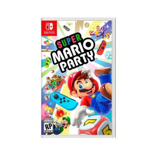 Videojuego Nintendo Switch Super Mario Party
