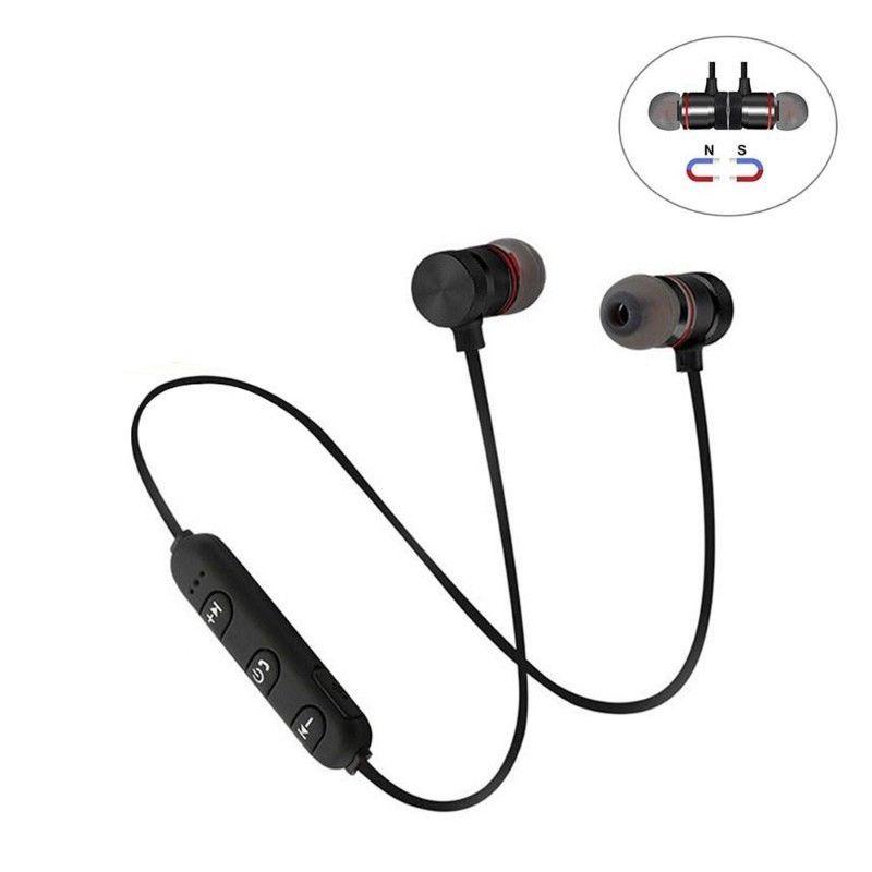 Audífonos Auriculares Magnéticos Bluetooth Manos Libres