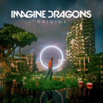 Cd Imagine Dragons. Origins, Umm,  Nuevo Y Sellado