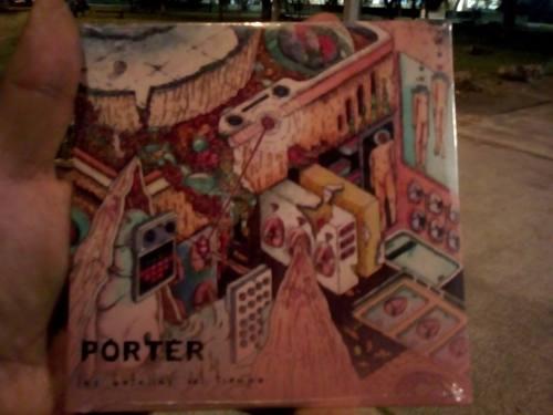 Cd Porter. Las Batallas Del Tiempo. , Umm. Ep. Ltd Nvo
