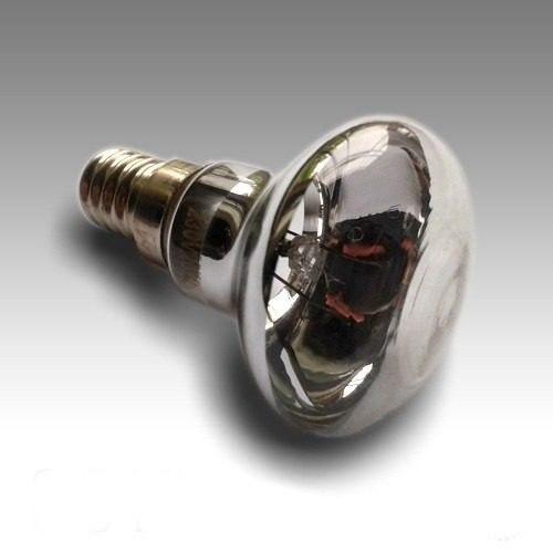 Foco Repuesto 25 Watts Lampara Lava O Glitter 42 Cm