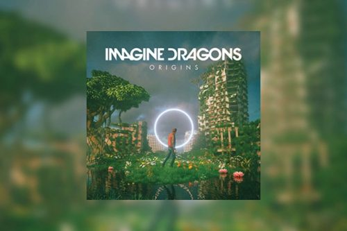 Origins - Imagine Dragons - Cd - Nuevo (15 Canciones)