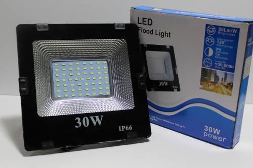Reflector Lampara Led Ahorrador k Exterior 30w Ip66