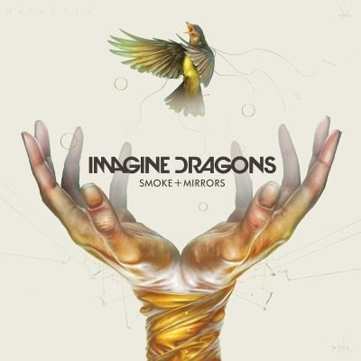 Smoke + Mirrors Imagine Dragons Disco Cd 18 Canciones
