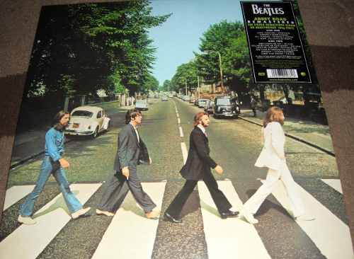 The Beatles - Abbey Road (Lp, Vinilo, Vinil, Vinyl)