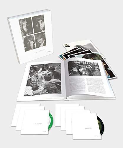 The Beatles (el Álbum Blanco) [6 Cd + Blu-ray]
