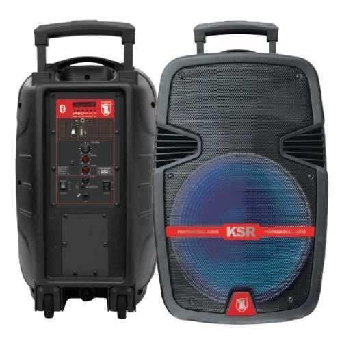 Bocina Bluetooth 12 Recargable Amplificada Usb Mp3 Kaiser