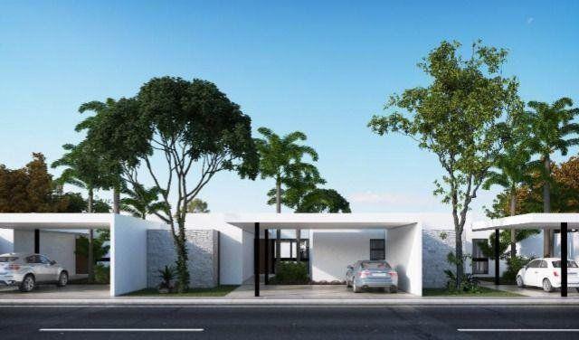 Casa de una planta en Alura