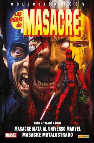 Comic Marvel Deadpool Mata Al Universo Marvel Español