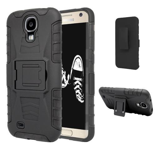 Funda Case Clip Uso Rudo Galaxy S5 S6 S7 S8 S9 Edge Plus
