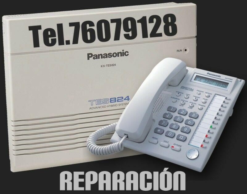 Instalación y Reparación de Conmutadores Panasonic