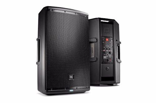 Jbl Eon615 Bocina Amplificada 15 Bluetooth 2 Vías wtts