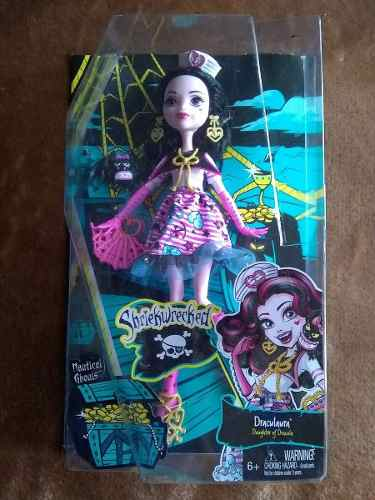 Monster High Nautical Ghouls