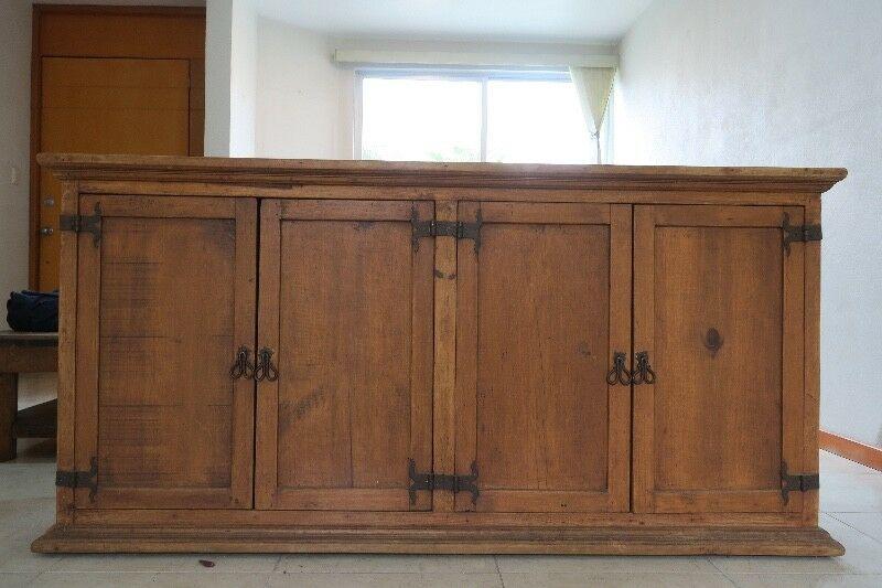 Mueble de madera Rústico