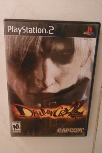 Ps2 Playstation 2 Devil May Cry 2 Videojuego Accion Aventura