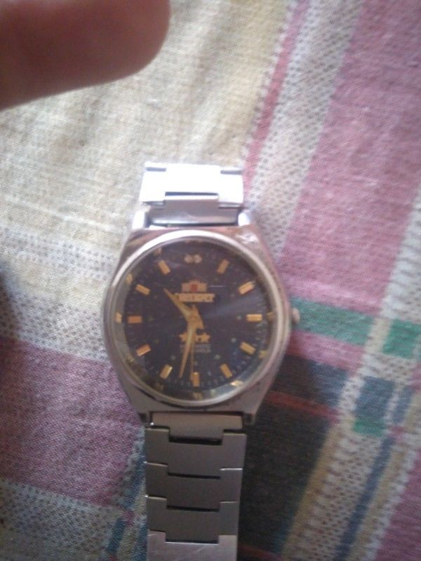 Reloj Orient Quarz