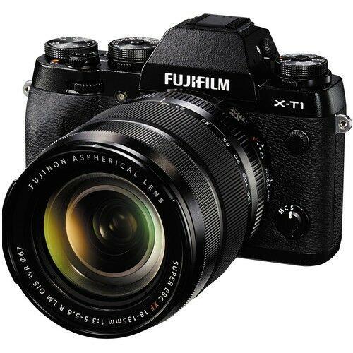 Vendo Camara Fuji X-T1 Kit con lente Fujinon XF mm