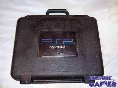 Estuche Maletin Original Para Tu Ps2 Fat En Culture Gamer