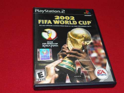 Longaniza Games * Ps2 Fifa World Cup 2002