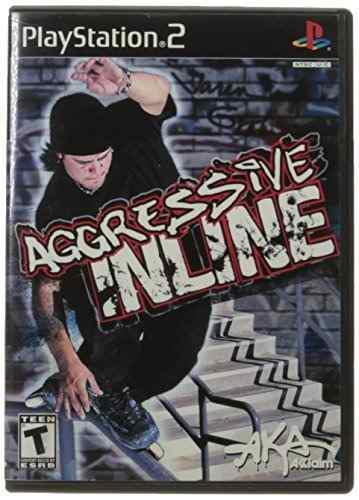 Patinaje Agresivo En Linea Ps2